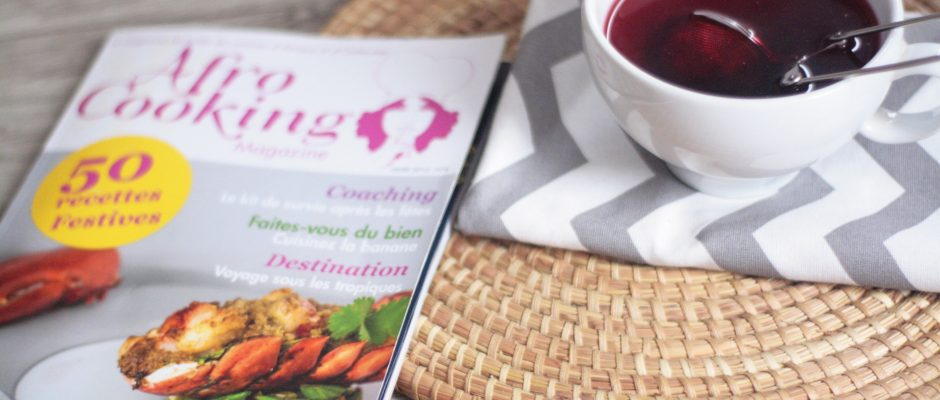 Afro-cooking magazine: la culture afro dans l'assiette